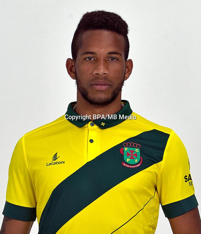 Portugal - Primera Liga NOS 2016-2017 /  <br /> ( FC Pacos de Ferreira ) - <br /> Bruno Araujo dos Santos &quot; Bruno Santos &quot;