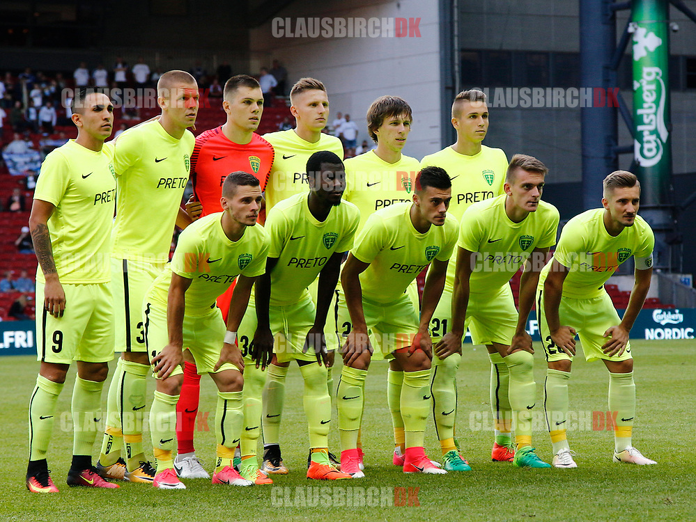 Uefa Champions League Fc Koslashbenhavn Vs Mscaronk žilina 19