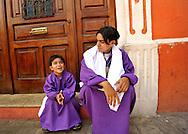 Easter Weekend.Antigua,  Guatemala