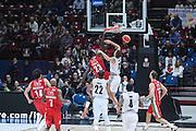 Abass Awudu<br /> EA7 Emporio Armani Olimpia Milano - Pasta Reggia Caserta<br /> LegaBasket 2016/2017<br /> Milano 30/10/2016<br /> Foto Ciamillo-Castoria