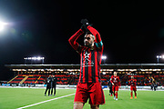 OSTERSUND, SWEDEN - MARCH 17: Brwa Nouri of Ostersunds FK leaves the pitch after the Swedish Cup Semifinal between Ostersunds FK and Malmo FF at Jamtkraft Arena on March 17, 2018 in Ostersund, Sweden. Photo: Nils Petter Nilsson/Ombrello ***BETALBILD***