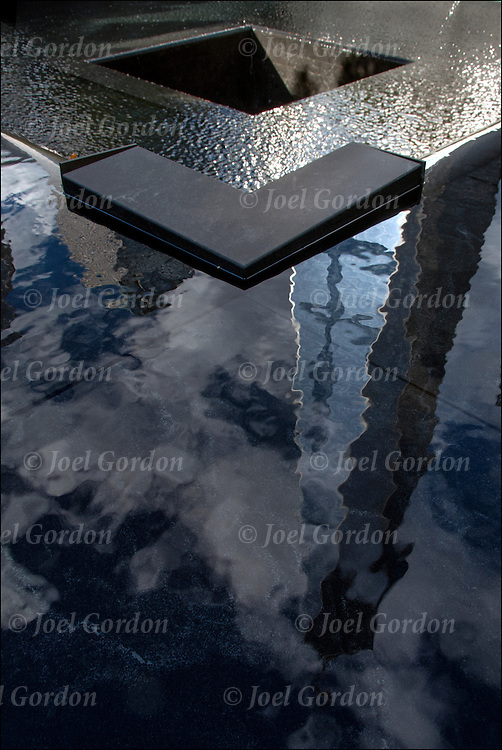 WTC Reflecting pool