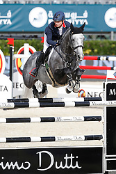 Saywell Louise (GBR) - Hello Winner<br /> Furusiyya FEI Nations Cup Jumping Final Round 1<br /> CSIO Barcelona 2013<br /> © Dirk Caremans