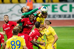 Kristijan Naumovski of FC Balzan during 2nd Leg Football match between NK Domzale and FC Balzan  in First Qualifying match of UEFA Europa League 2019/2020, on July 18, 2019 in Sports park Domzale, Domzale, Slovenia. Photo by Ziga Zupan / Sportida