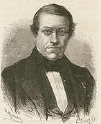 'Charles Wheatstone (1802-1875) English physicist and inventor.  Among his inventions were the English concertina, the stereoscope, and, with William Fothergill Cooke, an electric telegraph.'