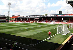 Griffin Park home of Brentford FC - Mandatory by-line: Robbie Stephenson/JMP - 07966386802 - 08/08/2015 - SPORT - FOOTBALL - Brentford,England - Griffin Park - Brentford v Ipswich Town - Sky-Bet Championship