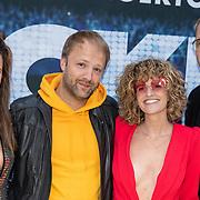 NLD/Amsterdam/20190521 - Première Rocketman, Elise van der Horst, Frank E Hollywood, Carolien Borgers en Bjorn van der Berg