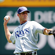 2008 Rays at Angels