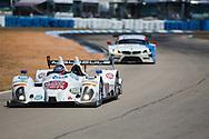 #52 PR1/Mathiasen Motorsports ORECA FLM09: Mike Guasch, Frankie Montecalvo, Gunnar Jeannette