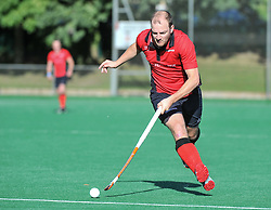 Southgate v Oxted - Men's Hockey League - Conference East, Trent Park, London, UK on 02 October 2016. Photo: Simon Parker