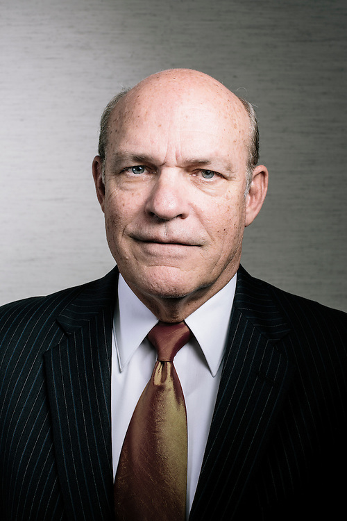 Admiral Tim Ziemer, the malaria czar.