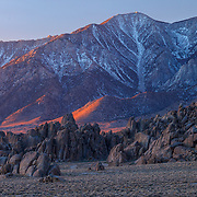 Alabama Hills, California