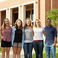 2016 UWL International Student Advisors