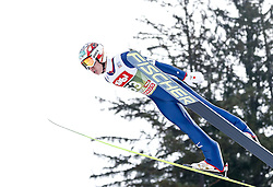 03.01.2015, Bergisel Schanze, Innsbruck, AUT, FIS Ski Sprung Weltcup, 63. Vierschanzentournee, Training, im Bild Taku Takeuchi (JPN) // Taku Takeuchi of Japan in action during Trial Jump of 63 rd Four Hills Tournament of FIS Ski Jumping World Cup at the Bergisel Schanze, Innsbruck, Austria on 2015/01/03. EXPA Pictures © 2015, PhotoCredit: EXPA/ Peter Rinderer