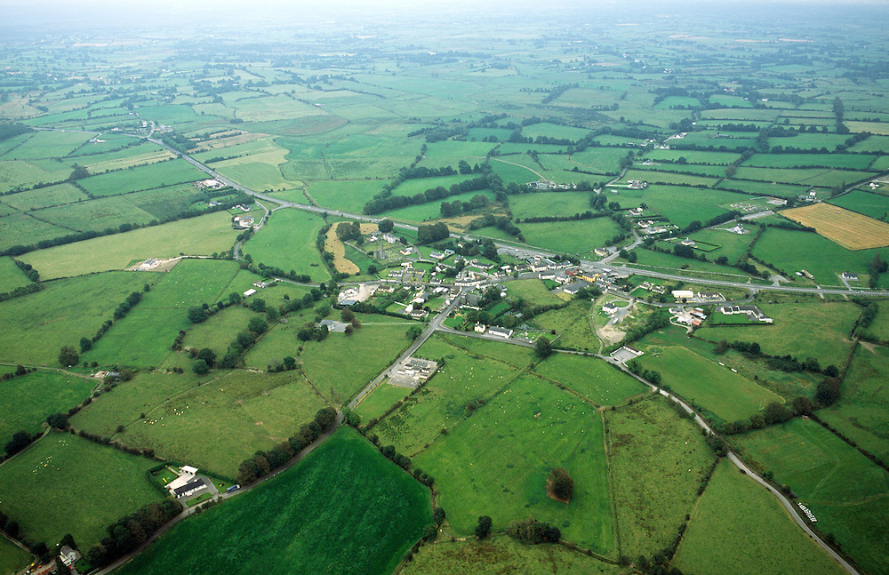 Aughrim, County Galway, Ireland. Battlefield site, Battle of Aughrim. Final defeat of Jacobites by army of William of Orange.