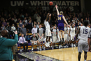 NCAA MBKB: University of Wisconsin, Whitewater vs. University of Northwestern-St. Paul (03-03-17)