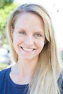 Petra Persson i San Francisco, Kalifornien.