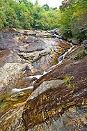 Yellowstone Prong of The Pigeon River - North Carolina