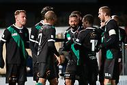 KSV Roeselare and Cercle Brugge KSV - 8 December 2017