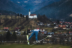 ALTHAUS Katharina (GER) during qualification round of FIS Ski Jumping World Cup Ladies Ljubno 2020, on February 23th, 2020 in Ljubno ob Savinji, Ljubno ob Savinji, Slovenia. Photo by Matic Ritonja / Sportida