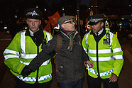 18 Mar. 2015 - Author and 'Blacklist' campaigner arrested at Protest