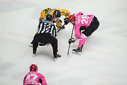 ANKERST Jakaduring Alps Hockey League match between HC Pustertal and HDD SIJ Jesenice, on October 3, 2019 in Ice Arena Podmezakla, Jesenice, Slovenia. Photo by Peter Podobnik / Sportida