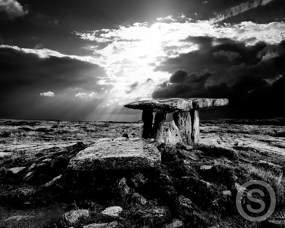Photographer: Chris Hill, Poulnabrone Dolmen, County Clare