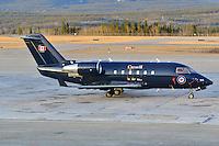 CC-144 Canadair Challenger VIP jet