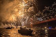 Golden Gate Bridge 75th Anniversary celebrations, San Francisco, California