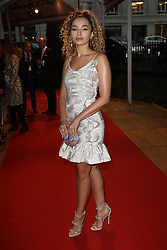 June 6, 2017 - London, London, United Kingdom - Image licensed to i-Images Picture Agency. 06/06/2017. London, United Kingdom. Ella Eyre arriving at the Glamour Women of the Year awards in London. Picture by Stephen Lock / i-Images (Credit Image: © Stephen Lock/i-Images via ZUMA Press)