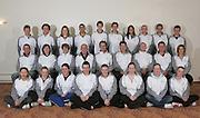 New Zealand Trans Tasman Swimming team. 1 July 2007. Photo: Barry Durrant/PHOTOSPORT