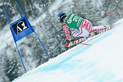 21.01.2011, Hahnenkamm, Kitzbuehel, AUT, FIS World Cup Ski Alpin, Men, Super G, im Bild // Benjamin Raich (AUT) // during the men super g race at the FIS Alpine skiing World cup in Kitzbuehel, EXPA Pictures © 2011, PhotoCredit: EXPA/ S. Zangrando