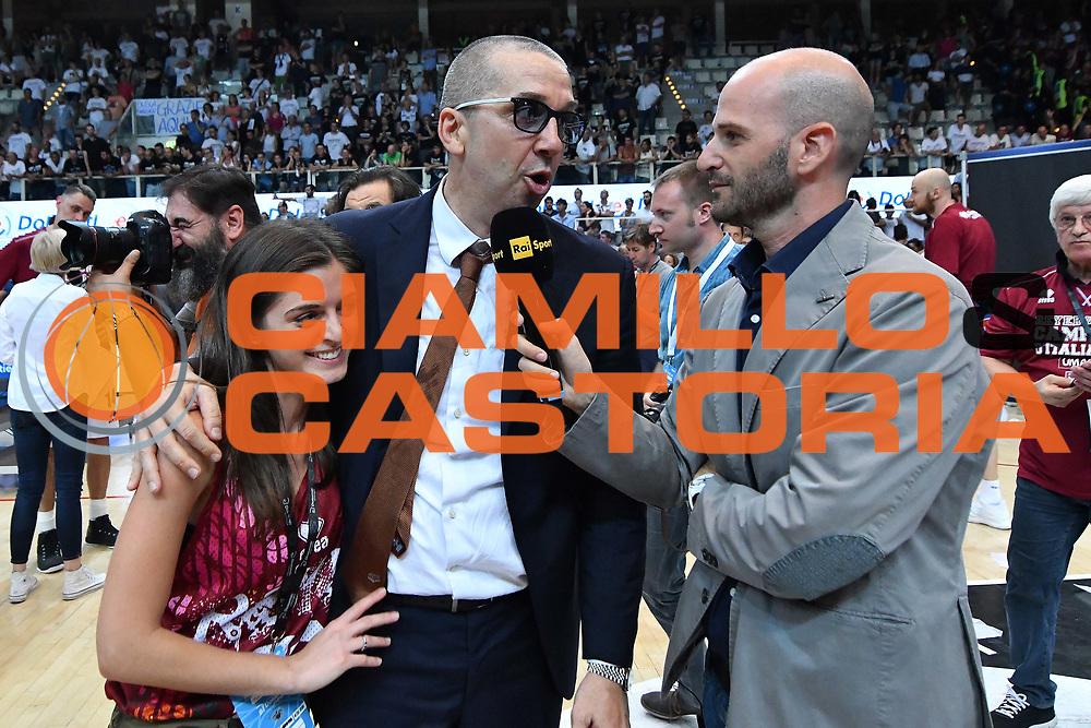 De Raffaele Walter<br /> Dolomiti Energia Trento - Umana Reyer Venezia<br /> Lega Basket Serie A 2016-2017<br /> Playoff FINALE Gara 6<br /> Avellino 20/06/2017<br /> Foto Ciamillo-Castoria