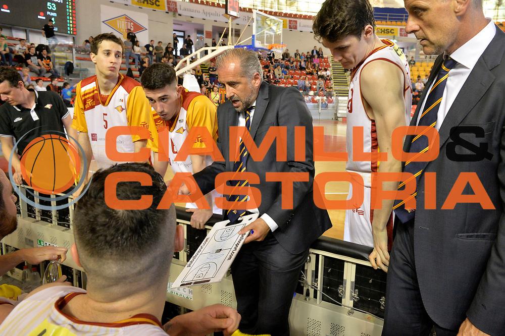 Fabio Corbani<br /> Unicusano Virtus Roma - FMC Ferentino<br /> Campionato Basket LNP 2016/2017<br /> Roma 15/04/2017<br /> Foto M.Ceretti / Ciamillo-Castoria