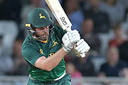 Dan Christian during the NatWest T20 Blast Quarter Final match between Notts Outlaws and Somerset County Cricket Club at Trent Bridge, West Bridgford, United Kingdom on 24 August 2017. Photo by Simon Trafford.