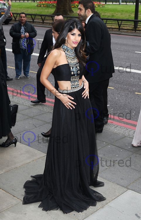 Jasmine Walia, The Asian Awards, Grosvenor House Hotel, London UK, 17 April 2015, Photo by Richard Goldschmidt