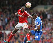 Nottingham Forest v Brighton & Hove Albion - 27/09/2014