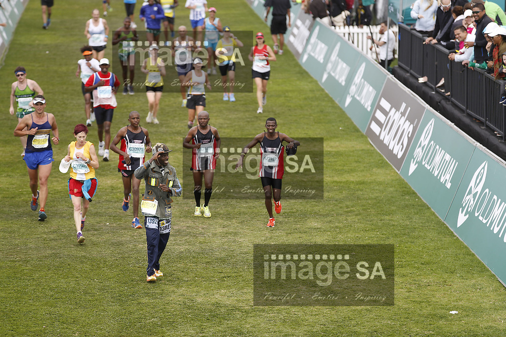 CAPE TOWN, South Africa - Saturday 30 March 2013, The ultra marathon of the Old Mutual Two Oceans Marathon. .Photo by Nick Muzik/ ImageSA