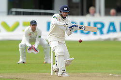 Chris Dent (160*) has passed 1000 first class runs for 2015 and his previous best Championship score (153 v Kent 2013) - Mandatory byline: Dougie Allward/JMP - 07966386802 - 24/09/2015 - Cricket - County Ground -Bristol,England - Gloucestershire CCC v Glamorgan CCC - LV=County Championship - Division Two - Day Three