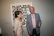 FELICITY CLARK; LORD STERLING, Preview of Terence Donovan: Speed of Light, Photographers Gallery, Ramillies Place, Thursday 14 July 2016,