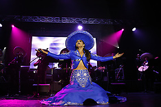 Ana Barbara Performs at M3 LIVE