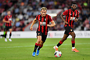 Ryan Fraser (24) of AFC Bournemouth *** during the Pre-Season Friendly match between Bournemouth and SS Lazio at the Vitality Stadium, Bournemouth, England on 2 August 2019.