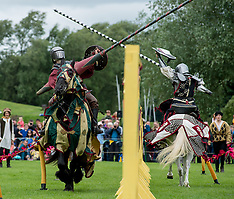 Jousting | Linlithgow | 1 July 2017