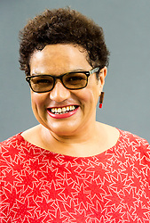 Pictured: Jackie Kay<br /> <br /> Jackie Kay MBE FRSE is a Scottish poet and novelist. She is the third modern Makar, the Scottish poet laureate but now lives in England.