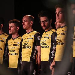 22-12-2017: Wielrennen: Presentatie Lotto Jumbo: Veghel