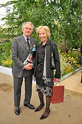 LORD & LADY HINDLIP at the 2011 RHS Chelsea Flower Show VIP & Press Day at the Royal Hospital Chelsea, London, on 23rd May 2011.