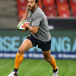 PORT ELIZABETH, SOUTH AFRICA - MAY 27: Juan Martin Hernandez of the Jaguares during the Super Rugby match between Southern Kings and Jaguares at Nelson Mandela Bay Stadium on May 27, 2016 in Port Elizabeth, South Africa. (Photo by Steve Haag/Gallo Images)