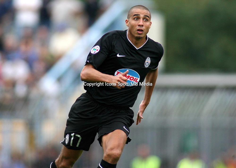 David TREZEGUET- 30.09.2006 - Piacenza / Juventus Turin - Serie B<br />Photo : IPA / Icon Sport