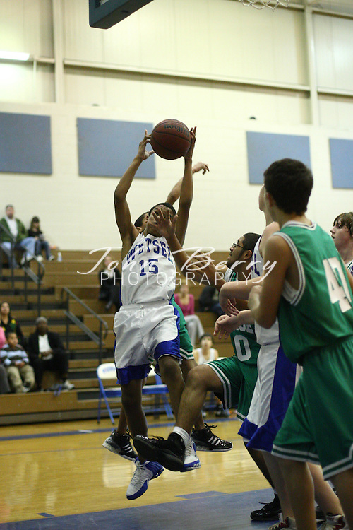Wetsel Boys Basketball.vs Greene.12/10/2007..