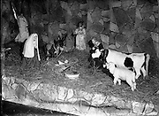 09/12/1957 <br /> 12/09/1957<br /> 09 December 1957<br /> <br /> Moving Nativity at Parnell Square